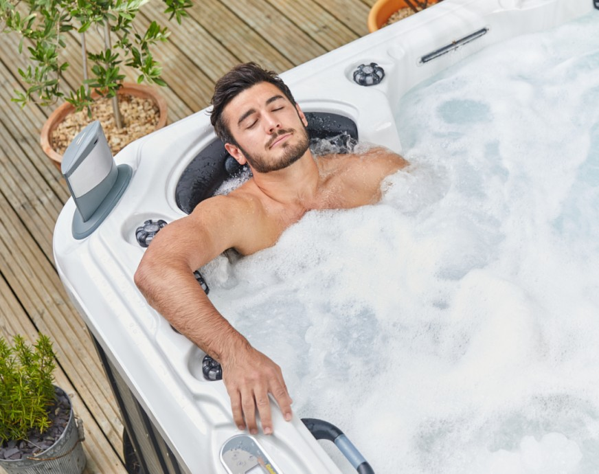 Experience the True Meaning of Relaxation with a Hot Tub